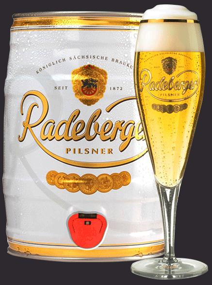 Radeberger biertheater gutschein